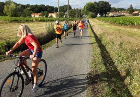 Les défis du Trail des Moulins à la POMMERAYE donnent le Top Départ saison 2020-2021 pour la Section Loire Divatte!