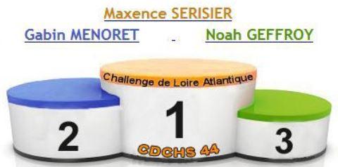 TRAIL DE LA VALLEE DE L'YON ROSNAY  85  - CHALLENGE REGIONAL EQUIP'ATHLE U16 FONTENAY LE COMTE 85 (11/10/20) --- CHALLENGE COURSES 44 ANNEE 2020