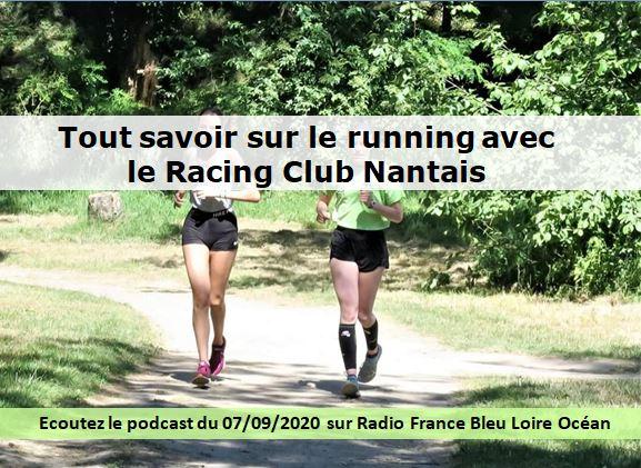 Tout savoir sur le Running avec le RCN
