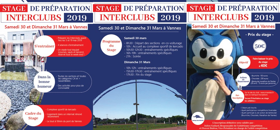 com interclubs stage site