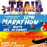 TRAIL 3 PROVINCES 17&18 Sept